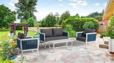 Rattan Garden Furniture Ltd Launches Its Brand New Rope Furniture