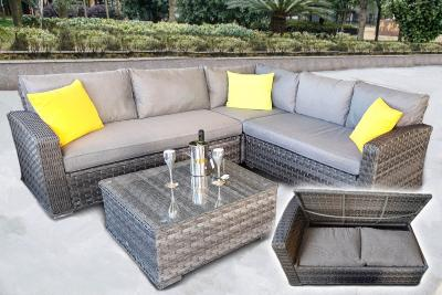 How to protect outdoor rattan furniture in winter?
