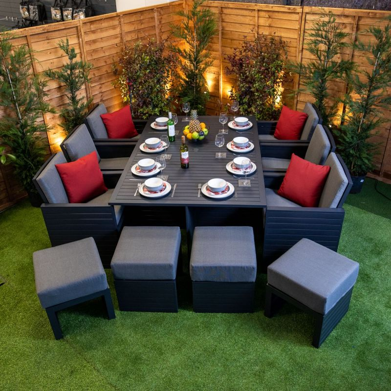 Can I paint rattan garden furniture?