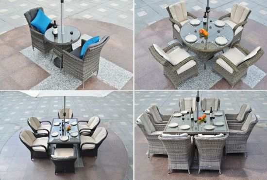 View All Rattan Dining Sets