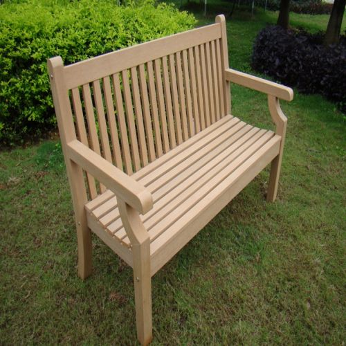 Winawood Teak Two Seater Bench