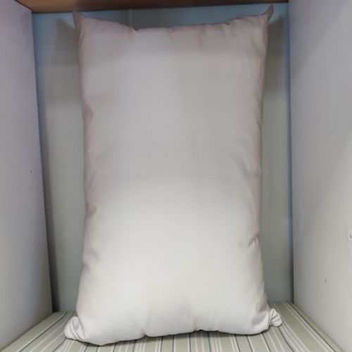 Sunbrella scatter cushions Color: White