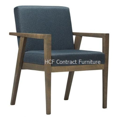 Victor Slim Armchair (GF) Finished to Order